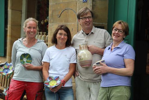 Team der Werkstatt Schnauder&Sanke