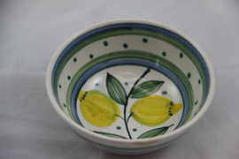Schälchen Zitrone