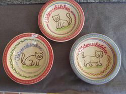 Katzenschälchen 13 Euro