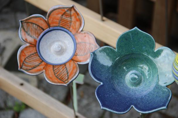 Blume Keramik Keramische Werkstatt