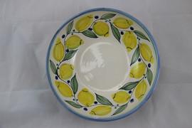 Schüssel Zitrone