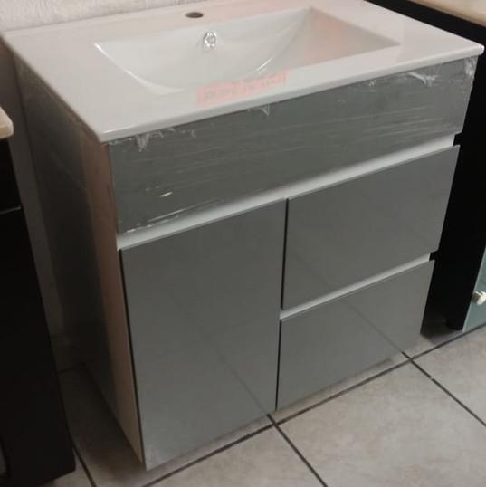 Mueble para baño a medida