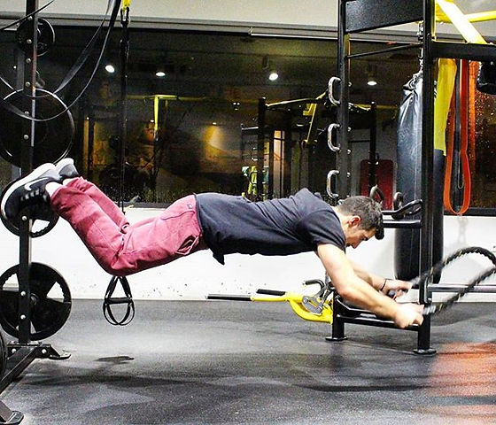 Wod Strenght Pull ups 5x5 (weighted)  Di
