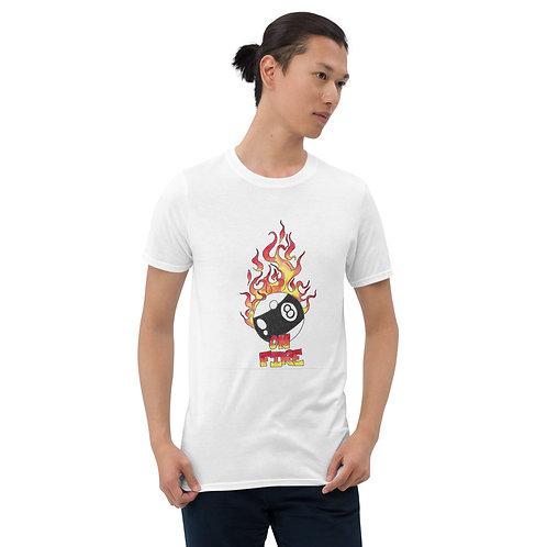 Short-Sleeve 'On Fire' T-Shirt