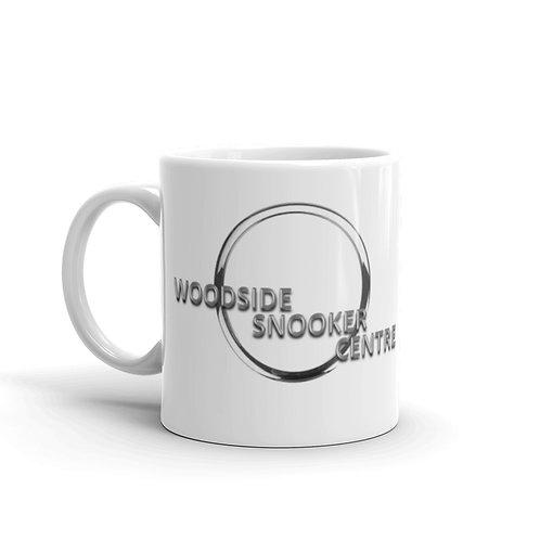 White Woodside Mug