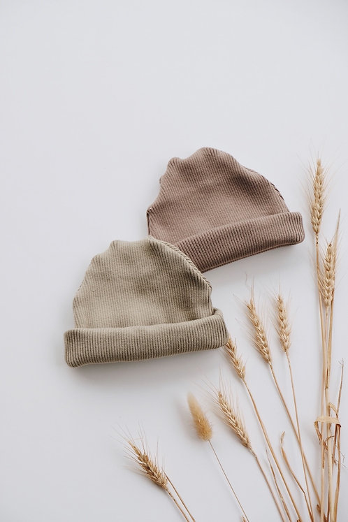 Ribbed Beanies!