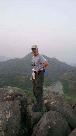 View After Jojawar Hike