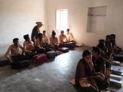 Visiting Gov't Sanskrit School