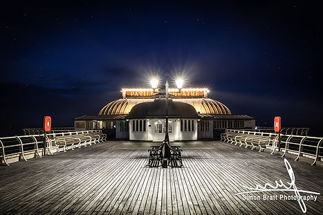 Cromer Pier Pavilion at Night 300.jpg