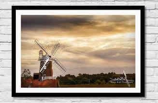 Famous Norfolk windmill B&B