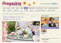 Tesco Online Magazine