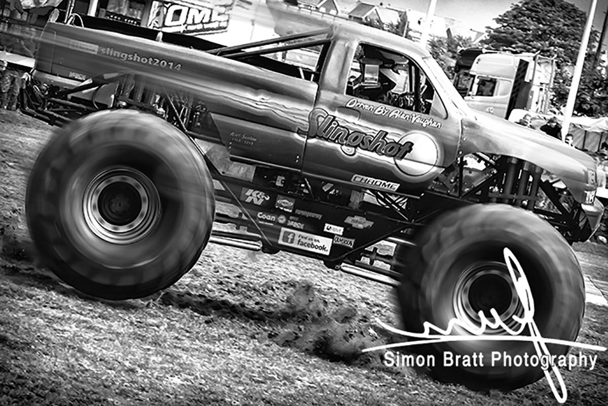 Monstertruck Eventing 0509 BW