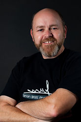 Portrait of photographer Simon Bratt