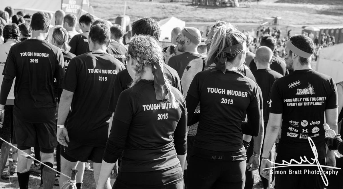 Tough Mudder F