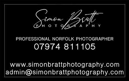 Business card simon bratt