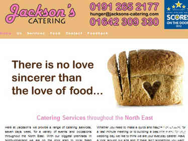 Jackson catering