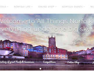 All things norfolk website