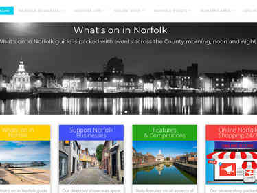Whats on in Norfolk