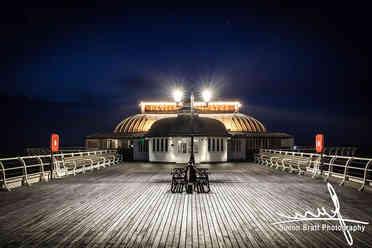 Cromer Pier at Night