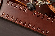 Leather strap photography