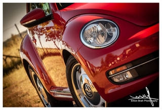 New VW Volkswagon Beetle A5 Red 02