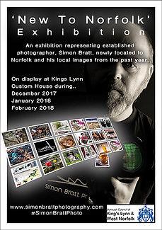 Photographic exhibition by Simon Bratt