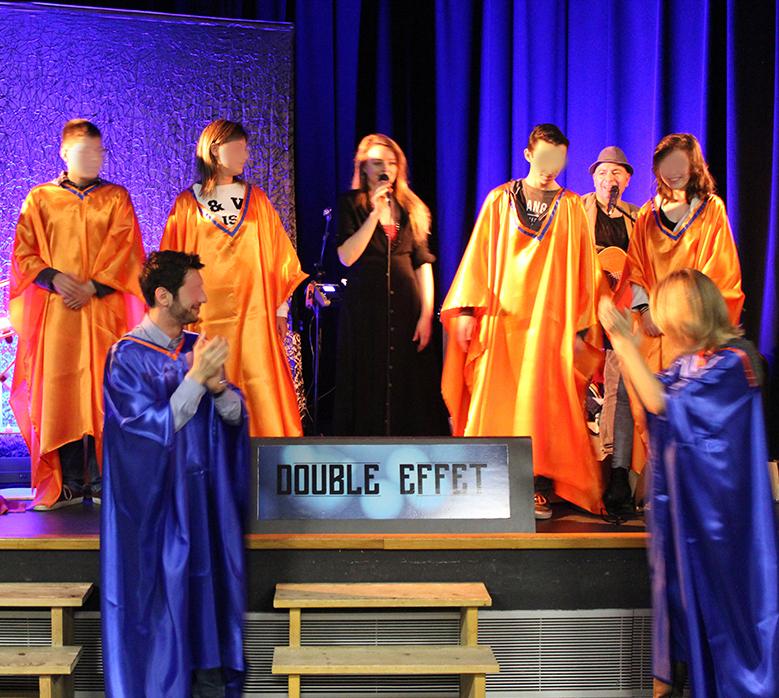 gospel groupe