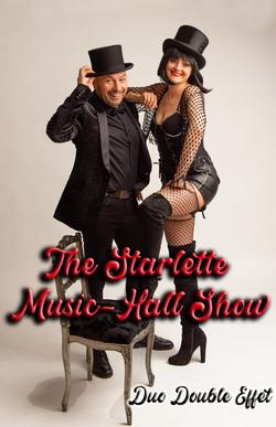 Affiche Starlette Music-Hall Show