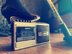 transistor cassette