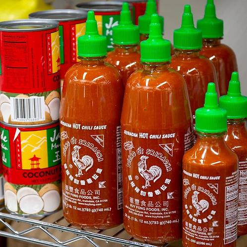 Sriracha (hot sauce)