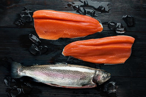 Butterfly Ruby Red Trout (INSTANT ORDER)