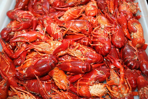 Cooked Crawfish (PLACE ORDER)