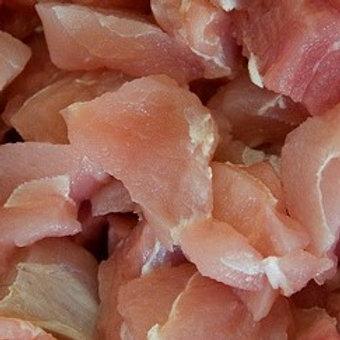 Frozen Gator Meat 1 LB (PLACE ORDER)