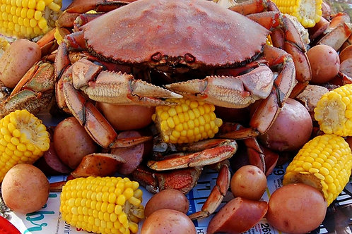 1 Dungeness Lo Country Boil