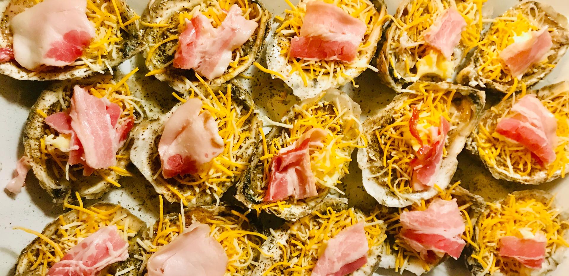 Oysters Rockerfella