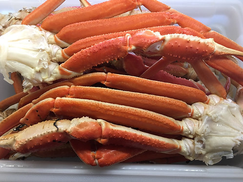 30 LB Case Snow Crab Legs (PLACE ORDER)