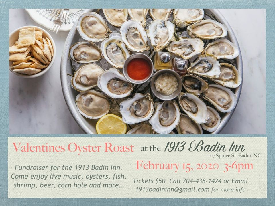 Oyster Roast Party