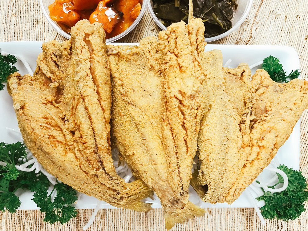 Fried Croakers