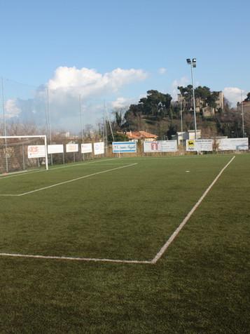 Campo in Erba Sintetico Torconca