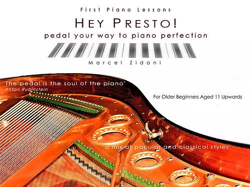 Beginner Piano Book