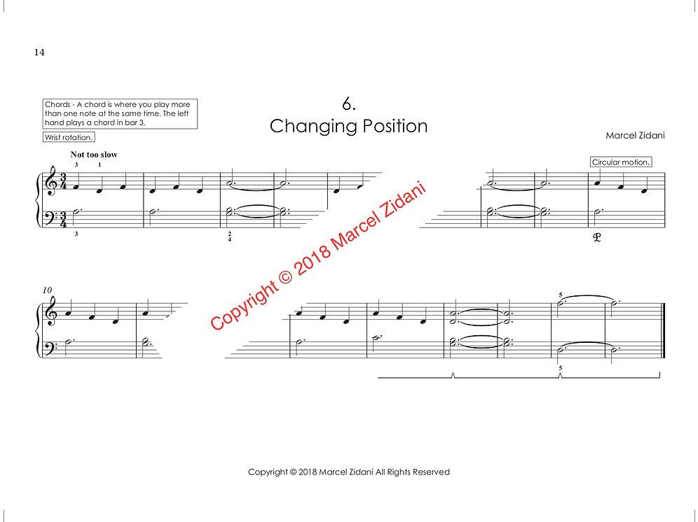 Hey Presto Piano Method for Older Beginners