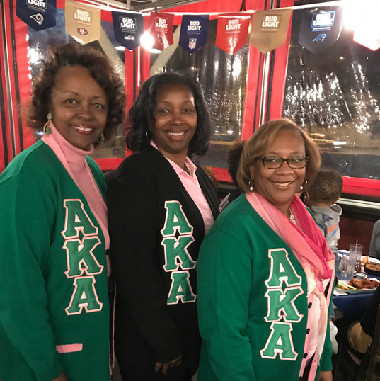 Golden and Silver Sorors