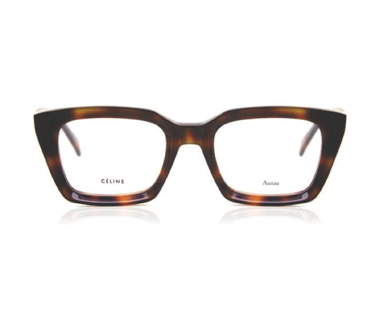 Neue Brille kombiniert mit Sehtest