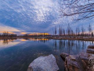 冬之水——鱼鸟河的冬天(甲骨文摄影日志)