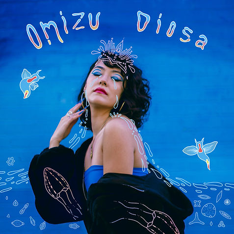 Omizu Diosa Album Art.jpg