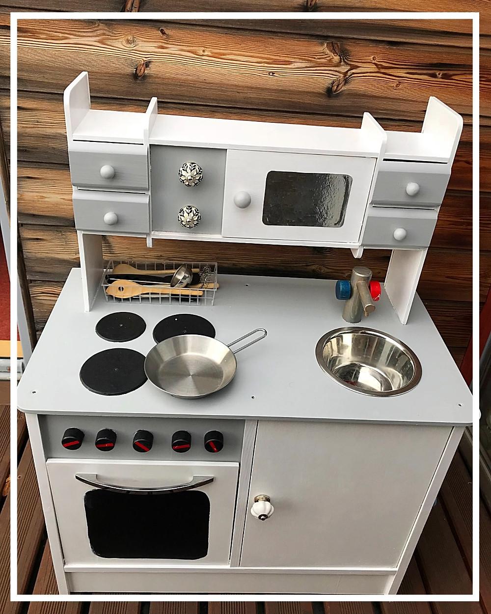 Renovace kuchyňky