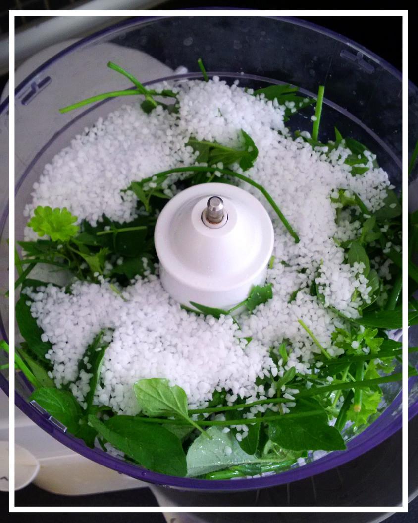 Univerzální bylinková sůl