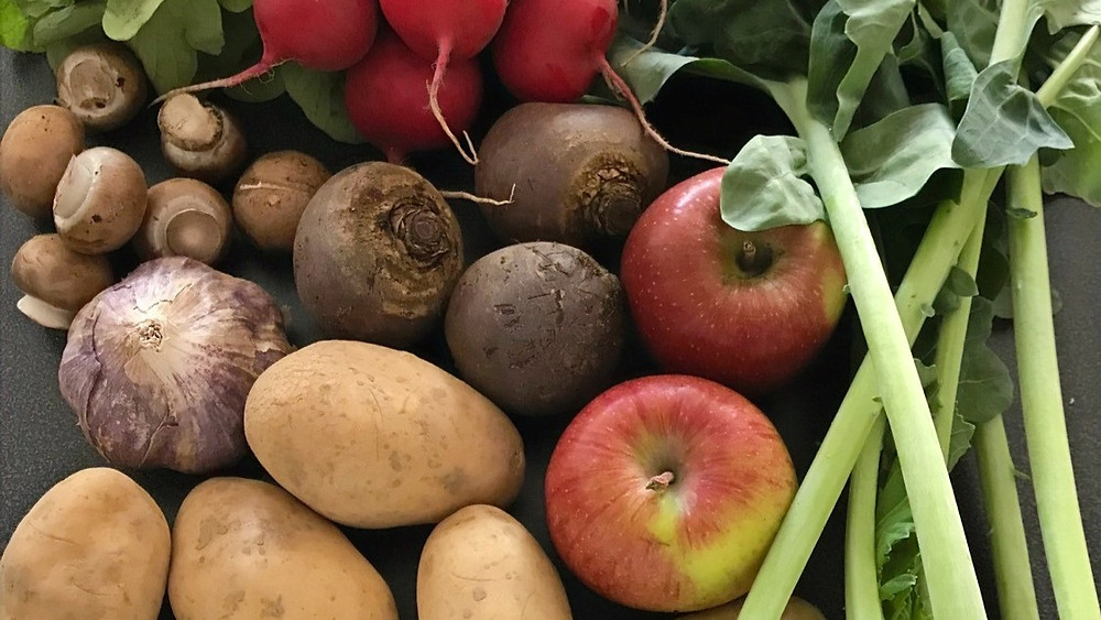 Moje recepty z farmarskych trhu
