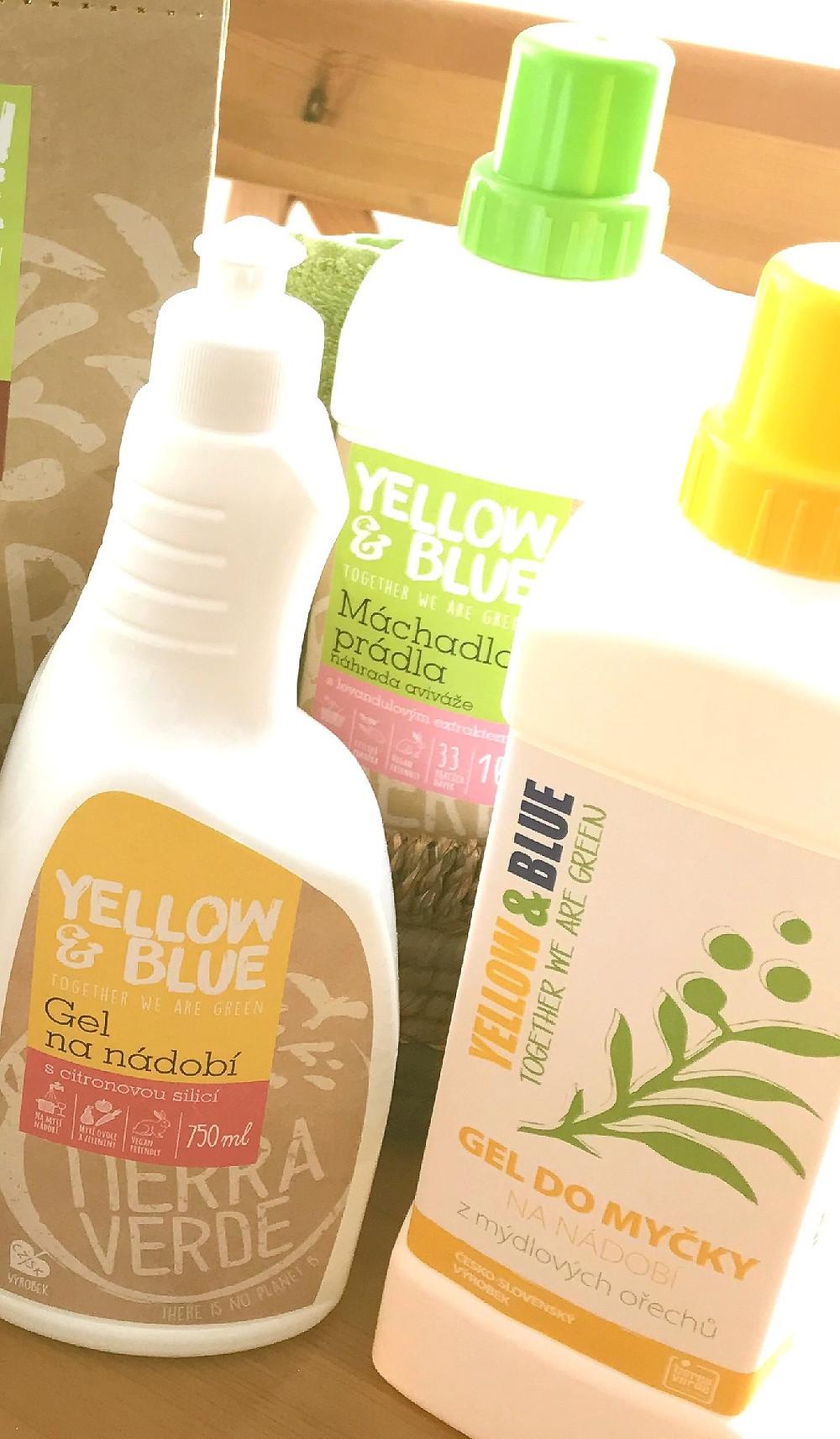Yellow&Blue od Tierra Verde