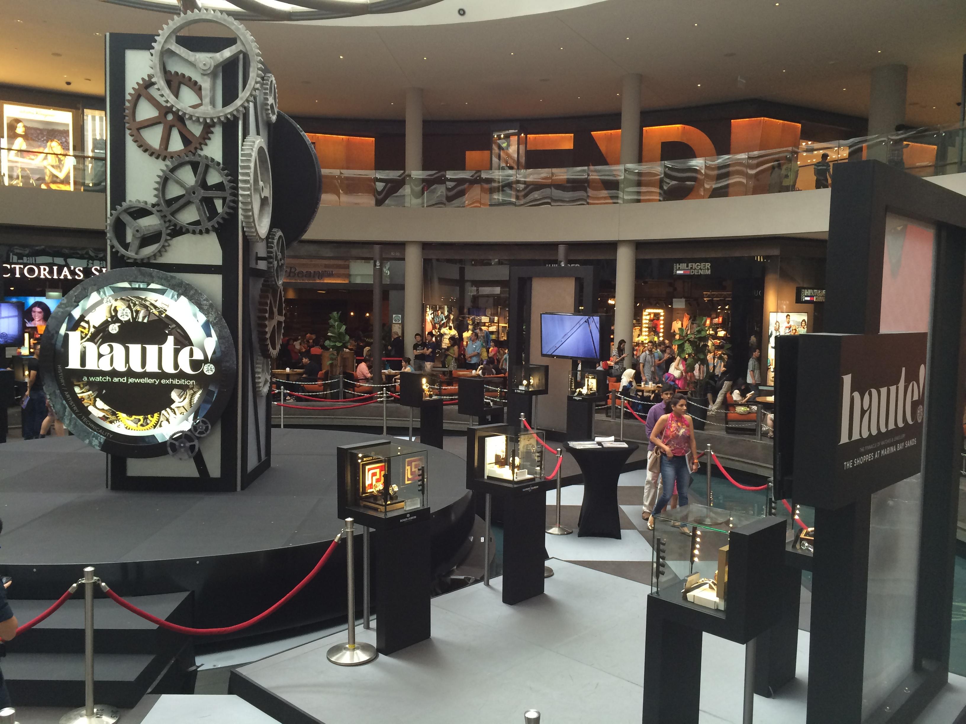 Haute - Watch & Jewelry Exhibition